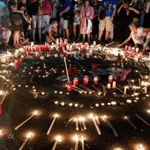 Graikijos gaisro aukų skaičius padidėjo iki 93
