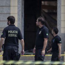 Brazilijoje policija nušovė 11 bankų plėšikų