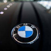 BMW atšauks 260 tūkst. automobilių