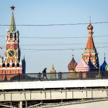 Apklausa: kas penktas Rusijos gyventojas norėtų emigruoti