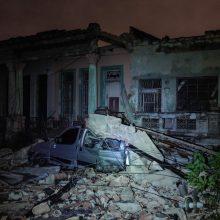 Havanai smogus viesului žuvo trys žmonės, daugiau nei 170 sužeista