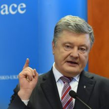 BBC atlygins Ukrainos prezidentui padarytą žalą