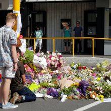 Po šaudynių transliacijos socialiniame tinkle Australija priims griežtą įstatymą