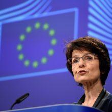 Lietuvoje lankosi už užimtumą, socialinius reikalus atsakinga eurokomisarė