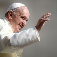 Popiežius apaštaliniu nuncijumi Lietuvoje paskyrė arkivyskupą P. Rajičių
