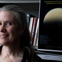 Saturno palydove Titane pakils bepilotė skraidyklė?