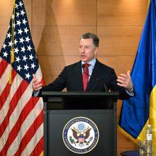 K. Volkeris: JAV remia derybas dėl padėties Rytų Ukrainoje