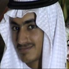 D. Trumpas patvirtino, kad O. bin Ladeno sūnus nukautas