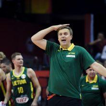 FIBA atmetė Lietuvos rinktinės protestą, bet nubaudė teisėjus