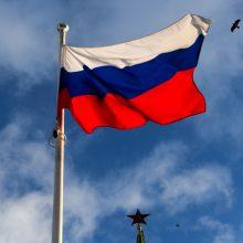 Rusija žada proporcingą atsaką į Baltijos šalių sprendimą išsiųsti rusų diplomatų