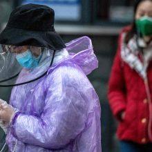 JAV kaltina Rusiją skleidžiant dezinformaciją apie koronavirusą