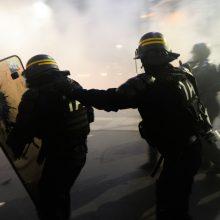 Prancūzijoje ir Lenkijoje – protestai prieš policijos smurtą
