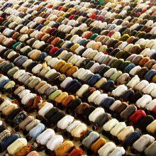 Musulmonų Ramadano pabaigą temdo virusas, neramumai Artimuosiuose Rytuose
