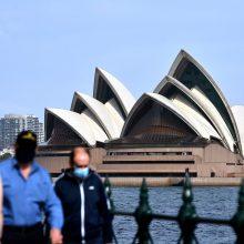 Australija rengiasi vėl atverti savo sienas