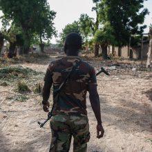 Nigerijoje nužudyta 16 vienos šeimos narių