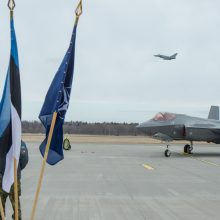 Estija ir JAV pasirašė gynybinio bendradarbiavimo planą penkeriems metams