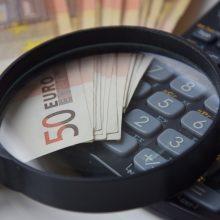 Ekonomistai: siūlymai didinti mokesčius esminių pokyčių neatneš