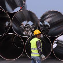 Azerbaidžano gamtines dujas pradėjo importuoti Bulgarija, Graikija, Italija