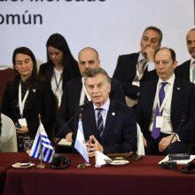 ES ir Pietų Amerikos prekybos susitarimą ūkininkai vadina tamsiu istorijos momentu