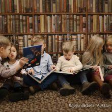 Vaikų literatūra pagrįstas ugdymas – jau Kaune