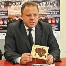 Lietuvos automobilių klubui ir toliau vadovaus R. Dovidaitis