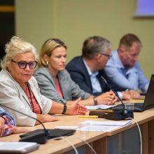 Romainių bendruomenės su miesto vadovais aptarė aktualiausias problemas