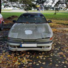 Tūkstančiai be priežiūros paliktų automobilių: kaip elgtis?