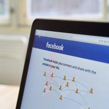 """Žiniasklaida: """"Facebook"""" ketina keisti pavadinimą"""