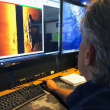 Ramiajame vandenyne rastas antrasis per Midvėjaus mūšį nuskandintas lėktuvnešis