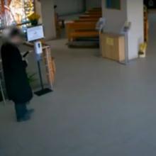 Nubaustas iš bažnyčių aukų dėžučių vogęs vyras