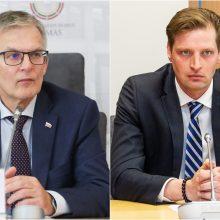 J. Sabatauskas ragina aplinkos ministrą nebetrypčioti: reikia sprendimų dėl Alytaus