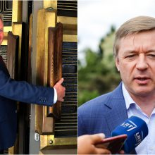 R. Karbauskis dėl J. Narkevičiaus veiklos: problemų nematau