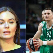 """Susituokė Kauno """"Žalgirio"""" krepšininkas E. Ulanovas"""