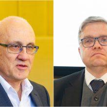 S. Jakeliūnas: V. Vasiliauskas nėra tinkamas Lietuvos banko vadovas