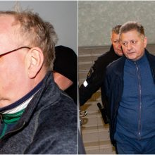 Seime – dar vienas žingsnis link teisėjų E. Laužiko ir V. Bavėjano atleidimo