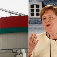 S. Skvernelis tikisi Vokietijos paramos dėl Astravo AE