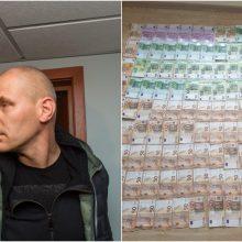 Kas grasino korupciniais nusikaltimais įtariamam Kauno policijos veteranui?