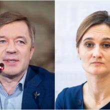 V. Čmilytė-Nielsen apie R. Karbauskį: tai buvo vieno asmens teatras
