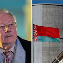 V. Landsbergis apie Astravo grėsmę: karas jau vyksta