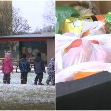 Skandalas Panevėžyje: darželinukams išdalinti pašvinkę maisto produktai
