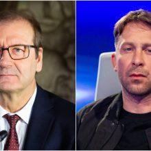 VRK: V. Uspaskicho ir E. Dragūno pokalbis prieš rinkimus – paslėpta politinė reklama