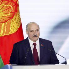 A. Lukašenka: tarp Baltarusijoje sulaikytų užsieniečių yra JAV piliečių