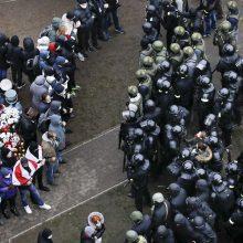 EP ragina griežčiau bausti Minsko režimą