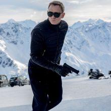 Rusijos žvalgybos smogikai matavosi Džeimso Bondo slides