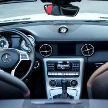 Rugsėjį naujų lengvųjų automobilių registravimas išaugo daugiau nei 16 proc.