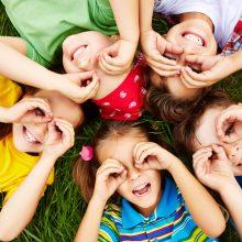 Pratęsiamas konkursas nemokamoms teminėms vaikų vasaros stovykloms organizuoti