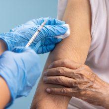 Vakcinacija: realus vaizdas ir įvaizdis