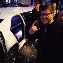 """Colours of Bubbles"" iš koncerto sostinėje išvyko limuzinu"