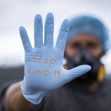ES ir PSO skambina pavojaus varpais dėl atsinaujinusios COVID-19 krizės