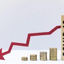 Ministerija: šiemet Lietuvos ekonomika dėl pandemijos sukelto šoko gali sumažėti 1,5 proc.